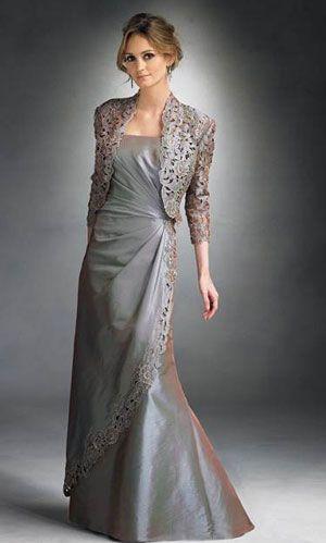 mother of the bride dresses tea length | Wedding Ideas | Pinterest ...