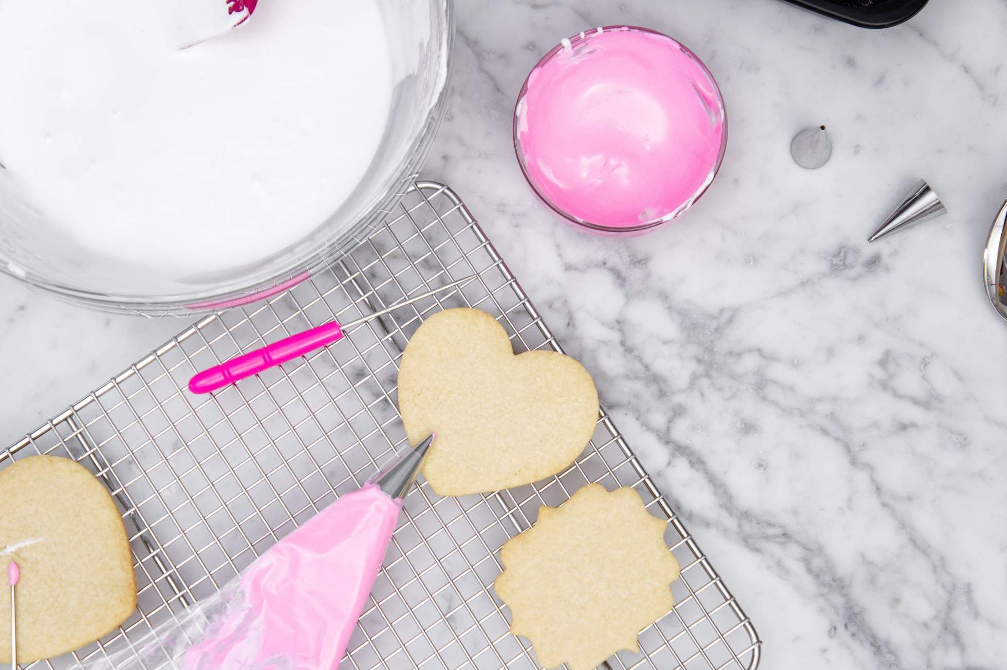 These Gluten-Free Sugar Cookie Cut Outs are soft and taste amazing. Make easy gluten-free sugar cookie cut outs that keep their shape, perfect for decorated cookies. This is a no-chill recipe! #glutenfreecookies #glutenfreerecipes #easyglutenfreecookies #thebestglutenfreesugarcookies #glutenfreecutouts #glutenfreesugarcookies #nochillcookierecipe