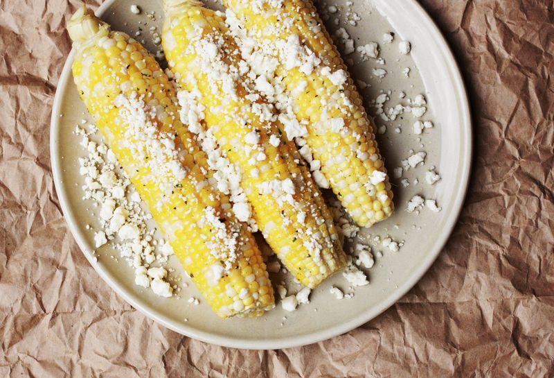 Corn On The Cob (3 Ways!)