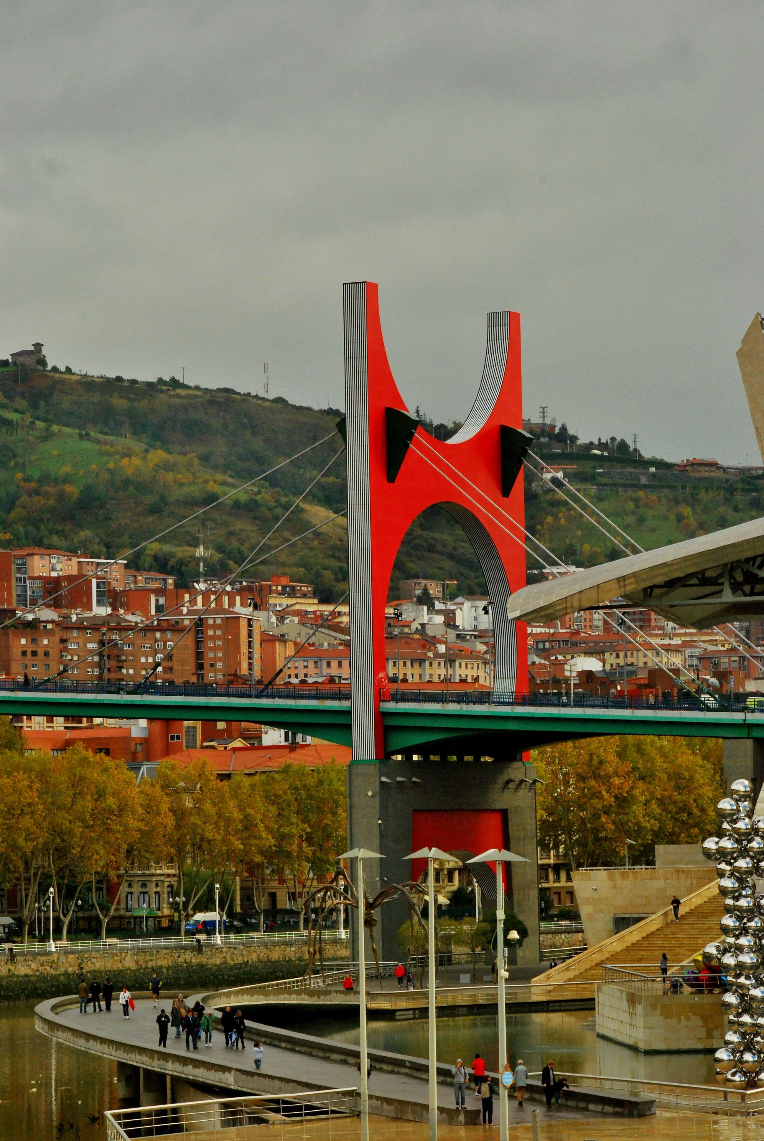 Puente. Bilbao