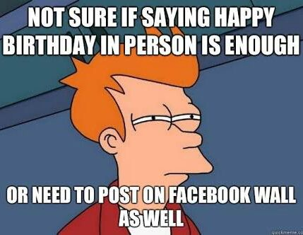 Funny Happy Birthday Pictures Post Facebook