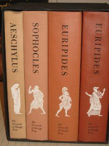 The Complete Greek Tragedies Complete 4 Volume Box Set In Slipcase David And Lattimore Richmond Ed Grene Amazon Com Book Aesthetic Book Worms Book Lovers