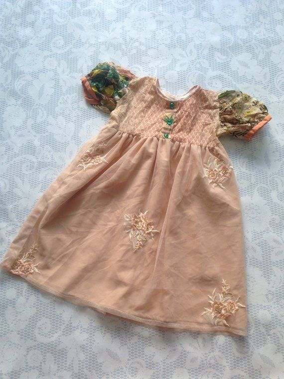 abdbd3184a51 CLEARANCE! Vintage toddler nightie