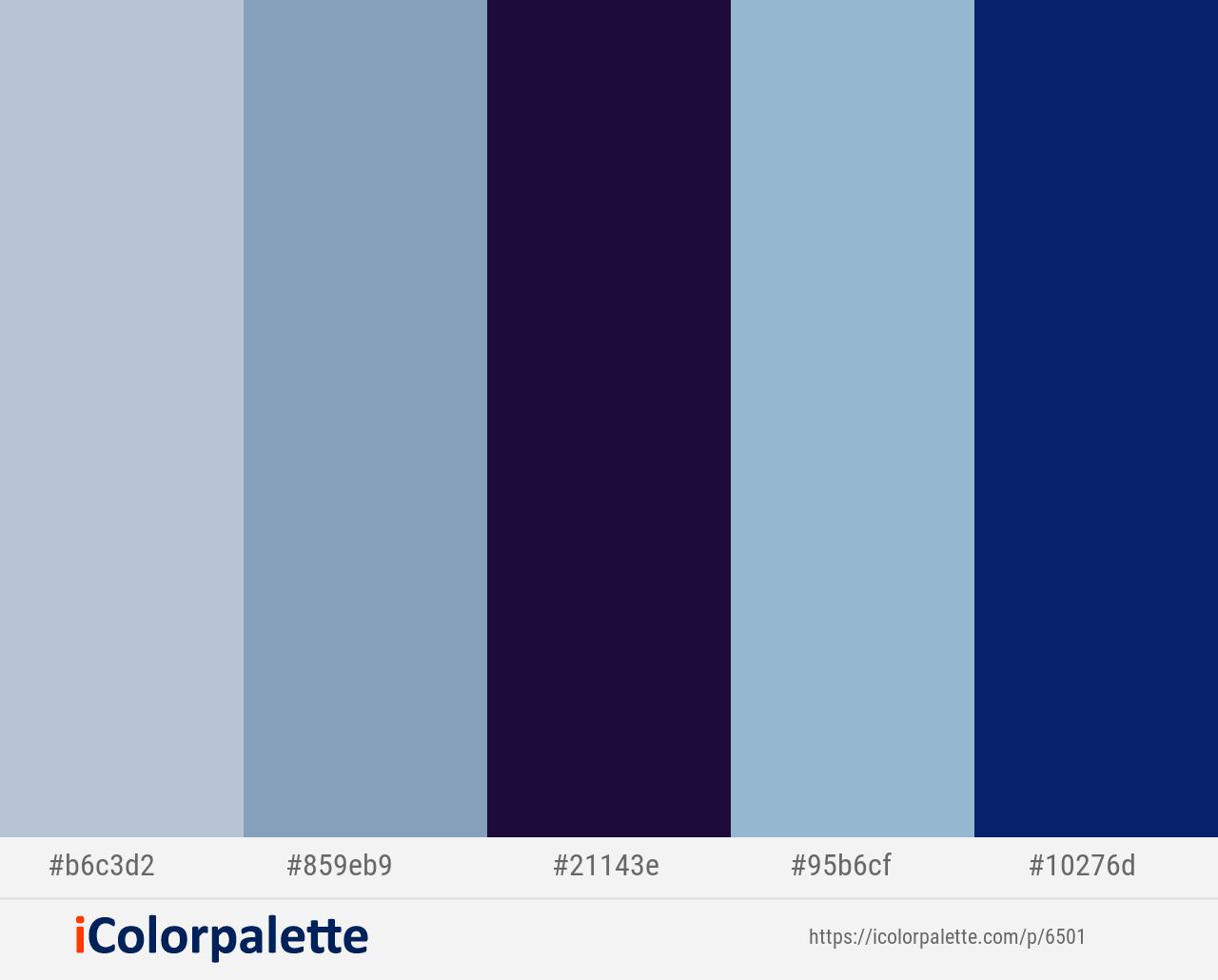 Deep Koamaru Color Scheme