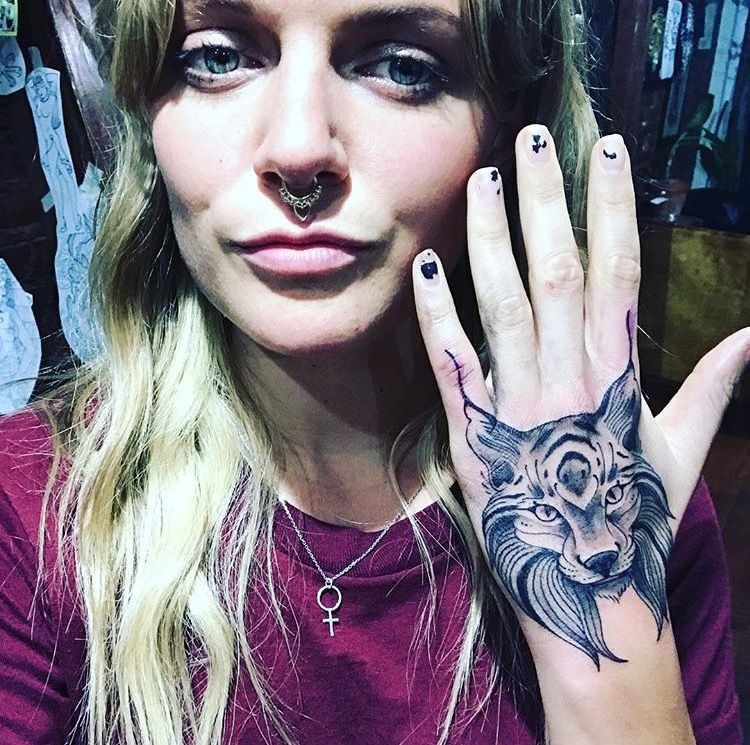 christina ricci tattoos
