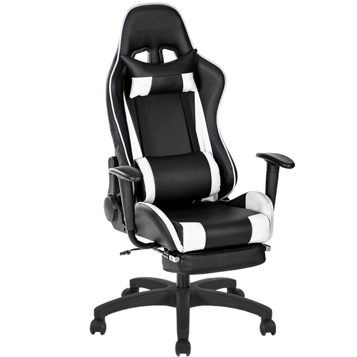 Enjoyable Executive Chair Big And Talljulyfox Ergonomic Leather Gaming Machost Co Dining Chair Design Ideas Machostcouk