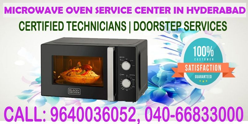 Our Expert Professionals Render Reliable Service And Repair For Microwave Oven Products We Satisfy The Clients By Providing Original Spare Parts As A