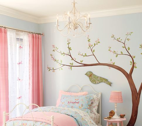 Or I Also Like This Wall Color Too Girl Room Little