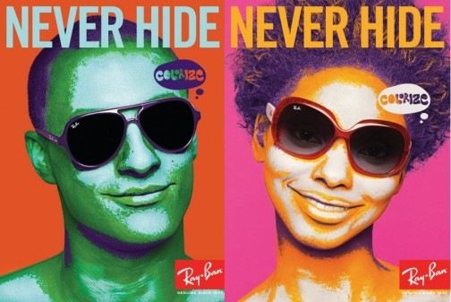 Ray Ban Advertising