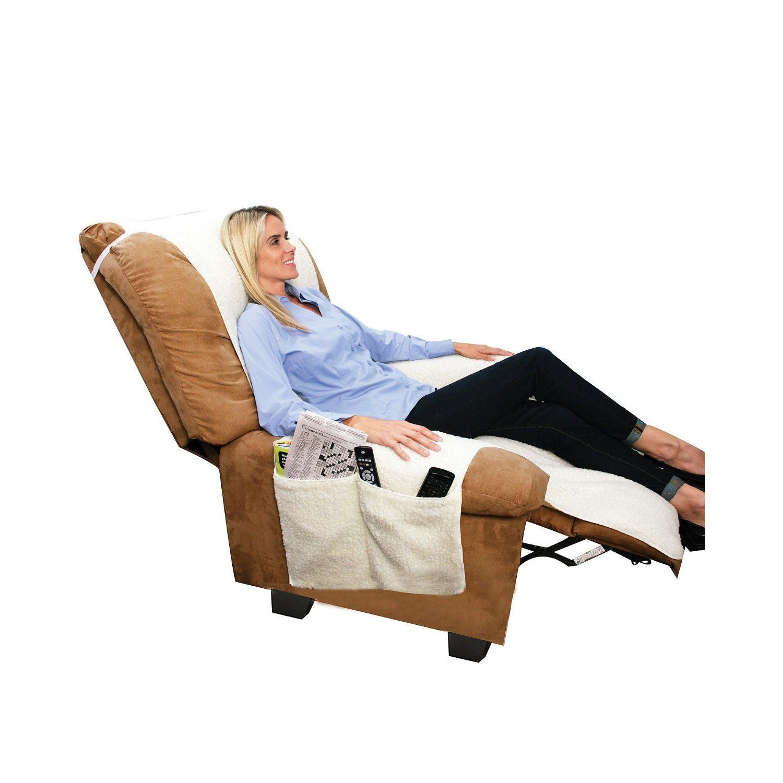 As Seen On Tv Sobakawa Snuggle Up Poly Fleece Comfort Chair Seat