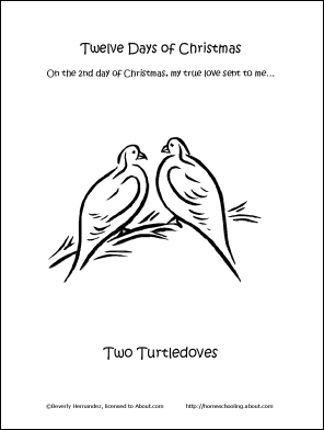 Make Your Own The Twelve Days Of Christmas Coloring Book Christmas Coloring Books Twelve Days Of Christmas Days Of Christmas Song