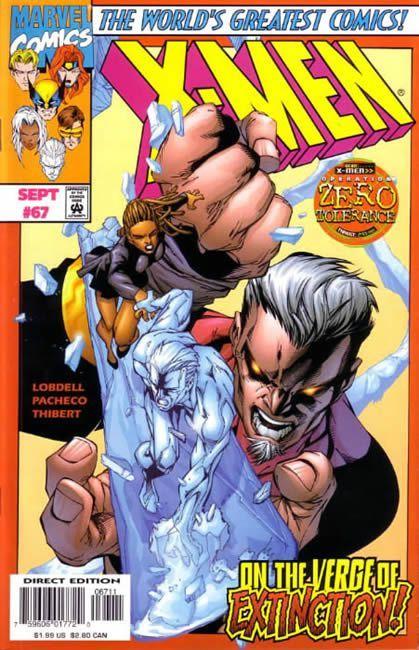 Marrow X Men Men Vol 1 67 Operation Zero Tolerance The End Of Days Historietas Hombres X Dibujos Comics