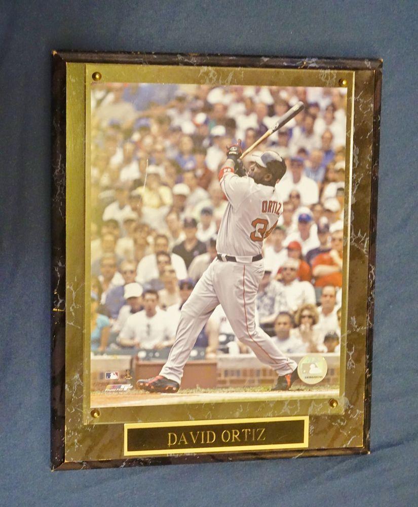 David Ortiz 10.5\
