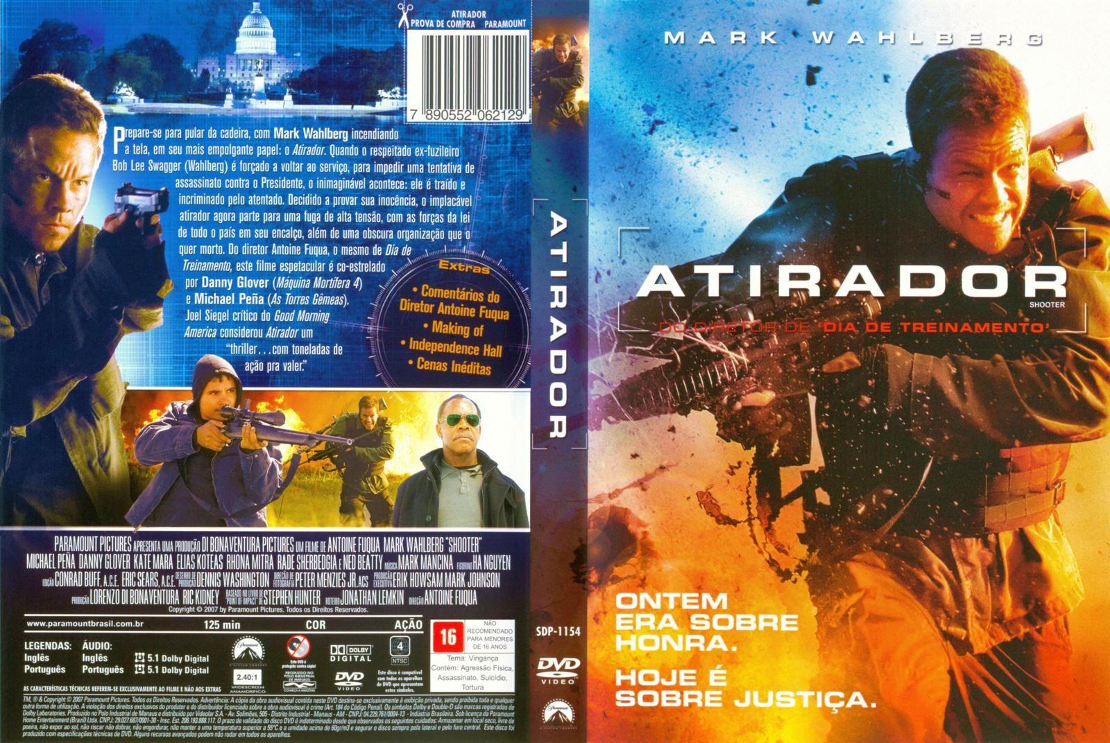 Atirador Meus Dvd S Filmes E Filmes De Acao