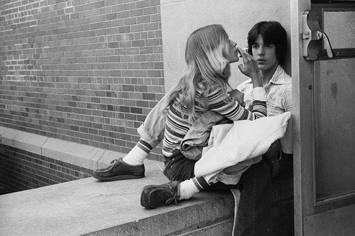 The 70s From Teenage By Joseph Szabo