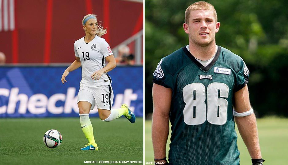 Top 15 Hottest Wives and Girlfriends of Soccer Players
