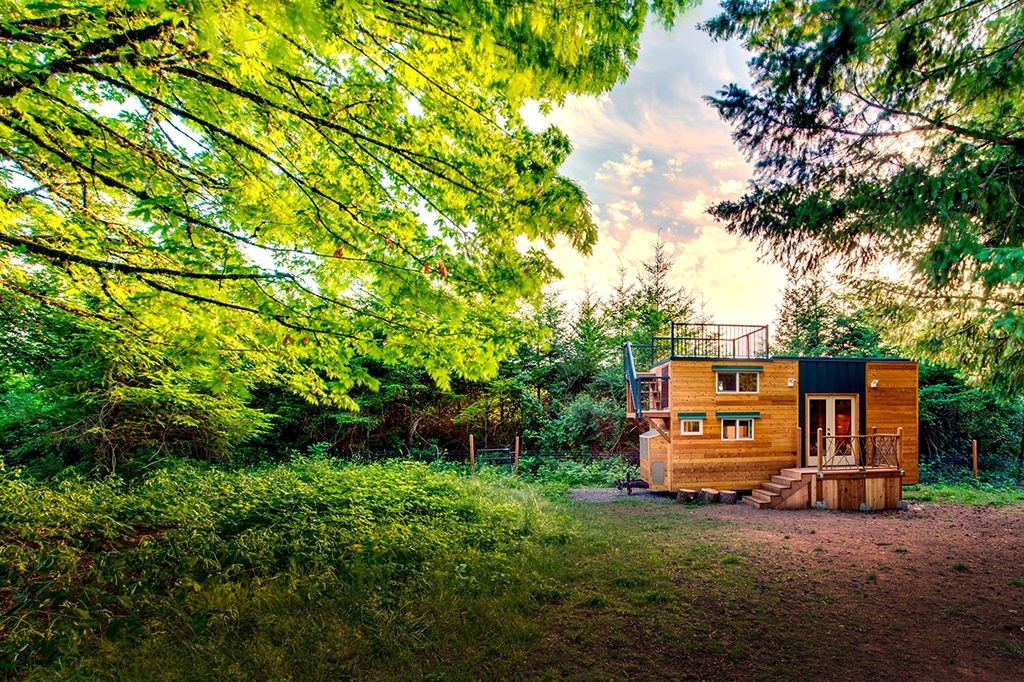 A tua pequena grande casa de madeira | P3