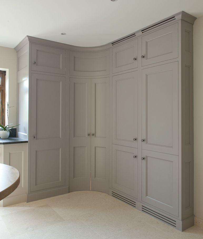 Kitchen Wardrobe Cabinet: #tallthinwardrobe