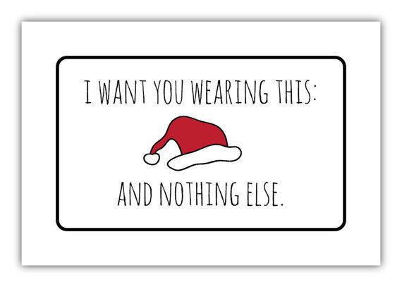 17 Unabashedly Sexual Holiday Cards  Lol  Naughty -4142