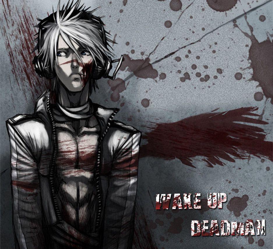 Wake Up Deadman Fone Desktop Webtoon Dead Man Manga Oku