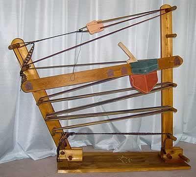 webstuhl tablet weaving looms pinterest webstuhl brettchenweben und weben. Black Bedroom Furniture Sets. Home Design Ideas