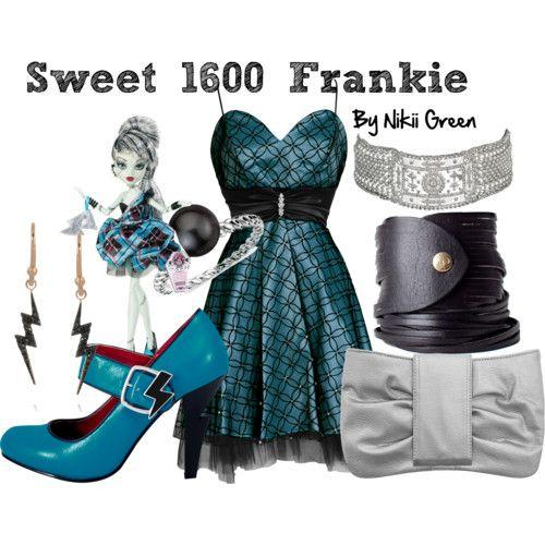 Frankie Stein Sweet 1600