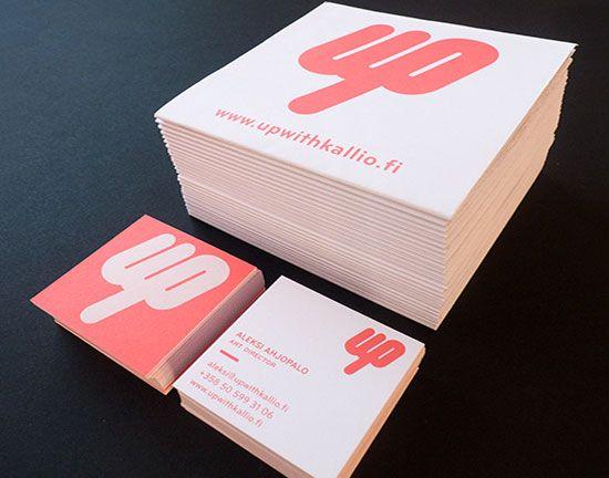 Mini square business cards plastic business cards square mini square business cards reheart Images
