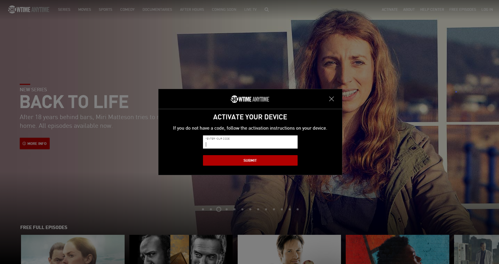 How To Activate Showtime Anytime Via