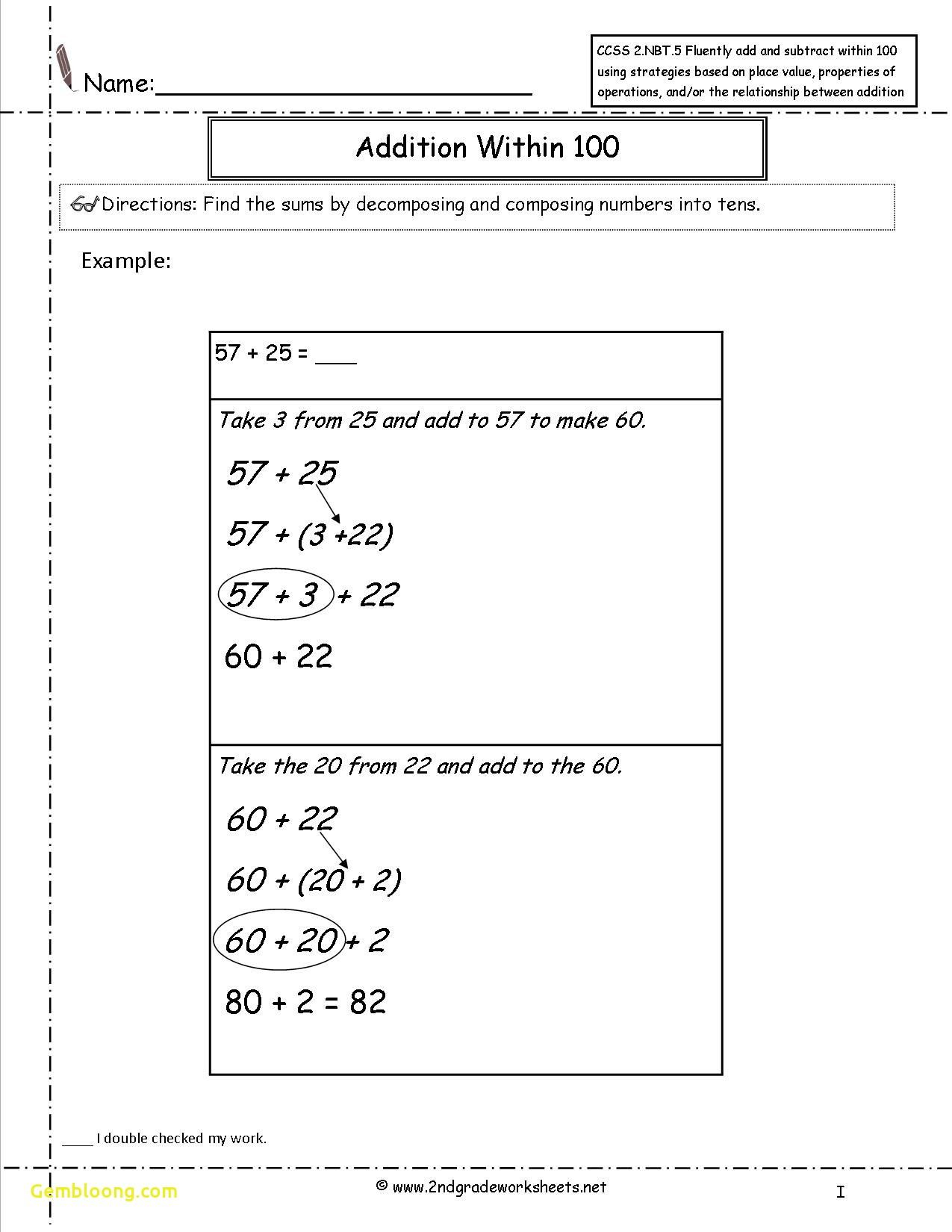 Readable Math Addition And Subtraction Worksheets For 3rd Grade In 2020 Common Core Math Worksheets Free Printable Math Worksheets Addition And Subtraction Worksheets