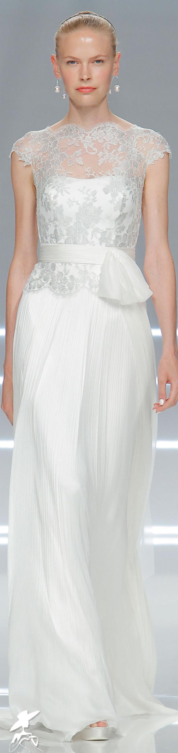 Rosa Clará.SPRING 2017 BRIDAL