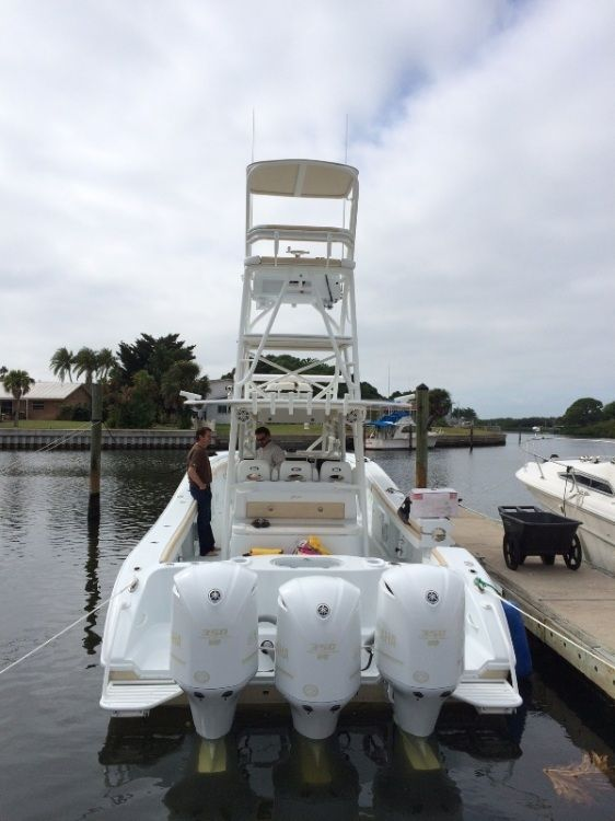 2015 Yellowfin 42 Mint 350 Hours St Petersburg Fl For Sale