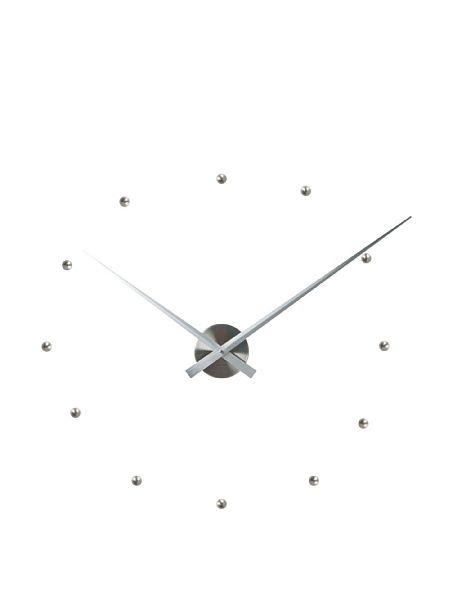 Amazon Com Present Time Karlsson Little Big Time Diy Bullets Wall Clock X Large Aluminum Extra Large Wall Clock Wall Clock Clock