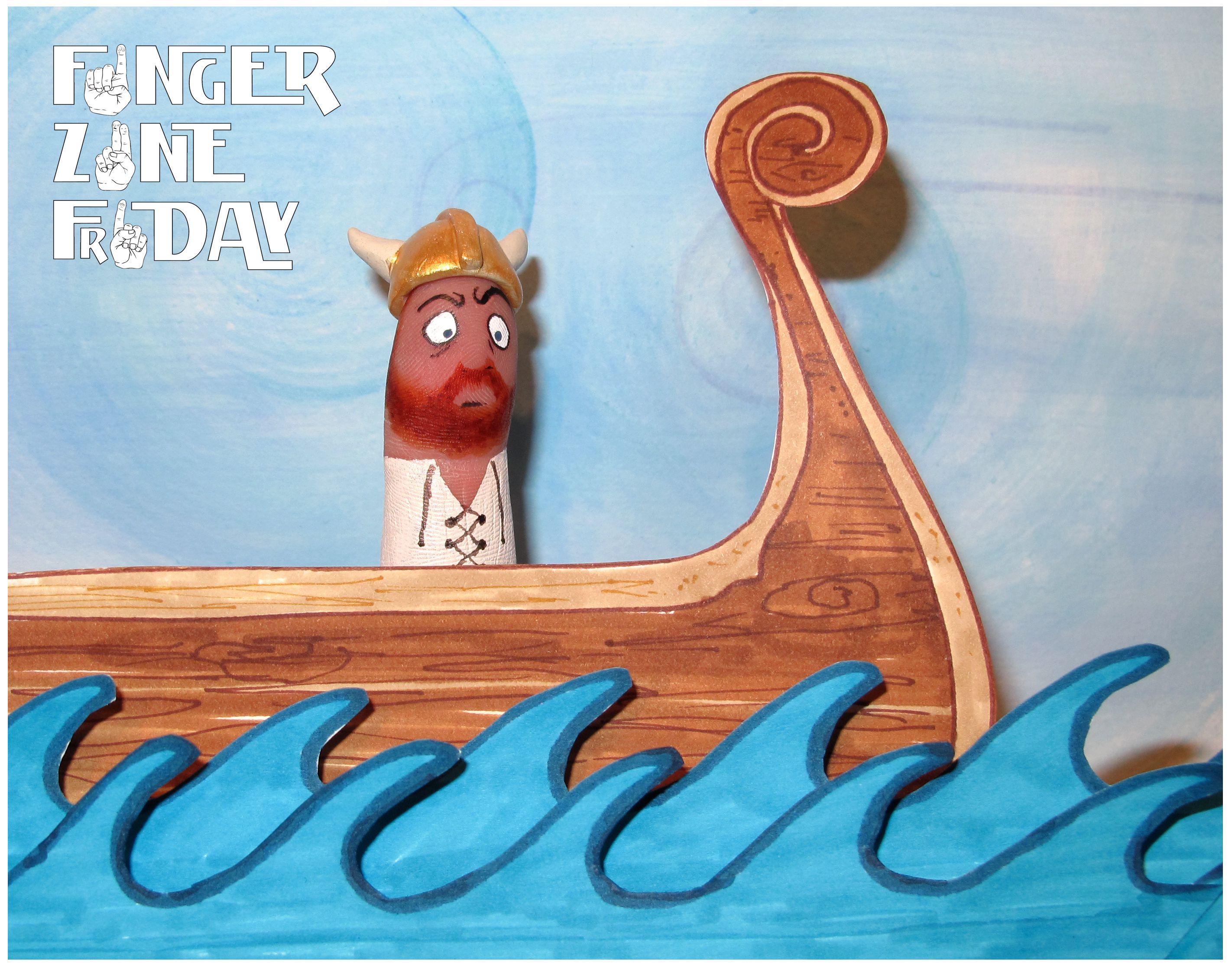 Viking FiNGER ZiNE FRiDAY