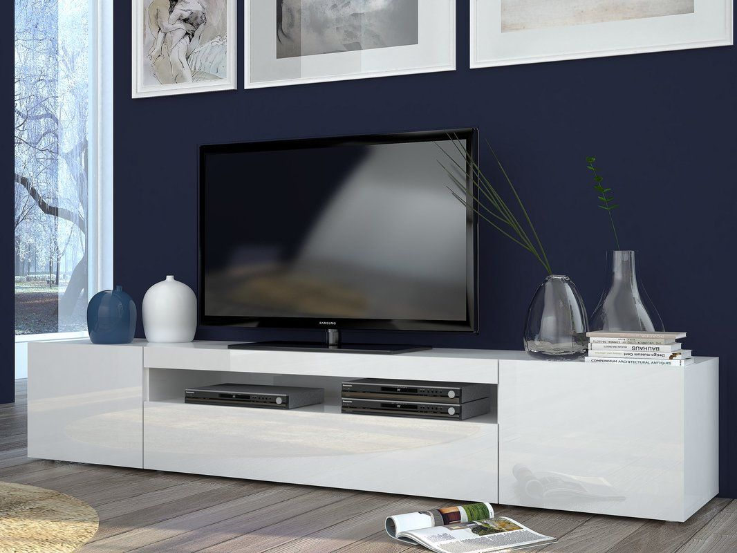 Daiquiri Grande Tv Stand For Tvs Up To 78 Tv Stands And Interiors # Meuble Tv Miami Led