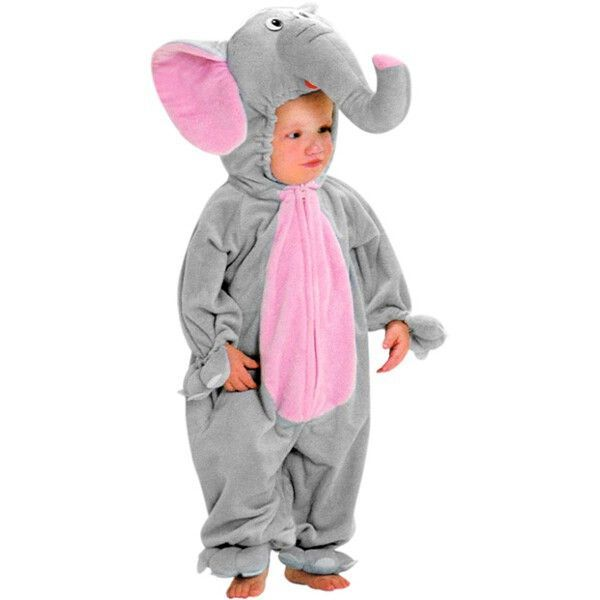 Toddler Adorable Elephant Costume  sc 1 st  Pinterest & Toddler Adorable Elephant Costume | Elephant costumes Costumes and ...