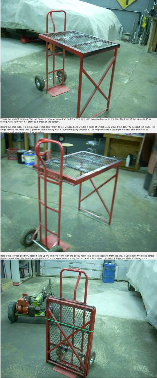 Portable Welding Table Tools And Techniques Pinterest Welding