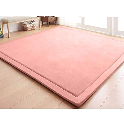 MMCDZ Children Crawling Mat,Plush Sleeping Tatami Floor