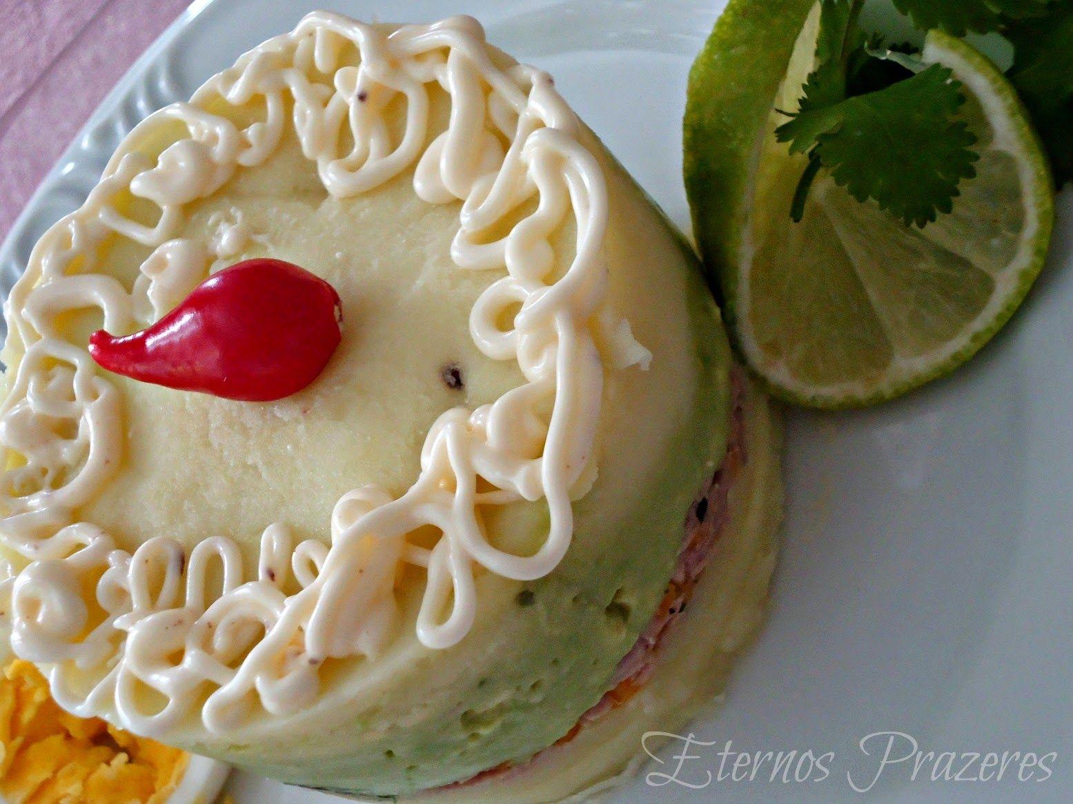 Eternos Prazeres: Causa Peruana...você vai querer experimentar!