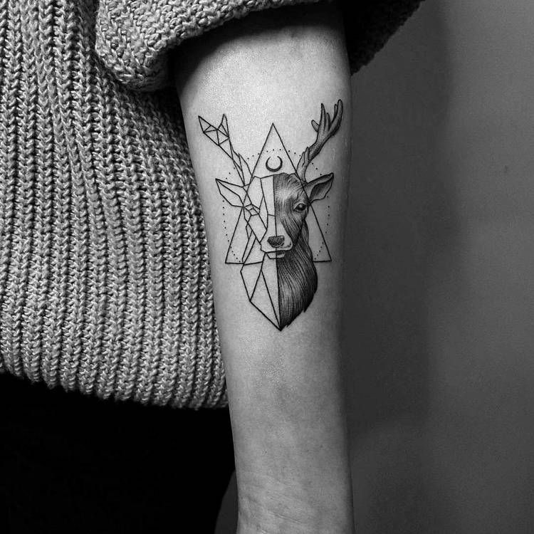 50 Beautiful Graphic Tattoo Designs By Vitaly Kazantsev Tattooadore Tattoo Designs Geometric Tattoo Arm Geometric Tattoo Design