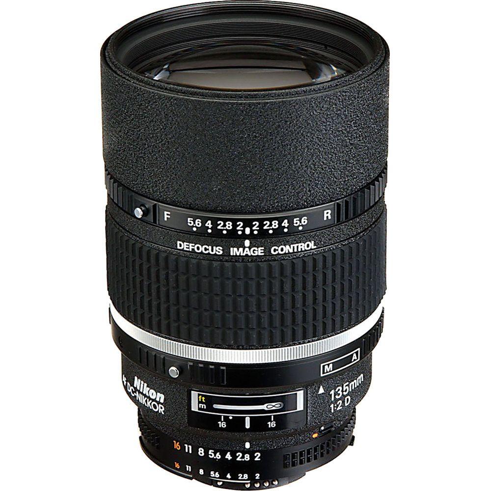 Nikon Af Dc Nikkor 135mm F 2d Lens Nikon Lenses Nikon Dslr Camera Nikon
