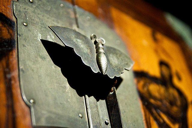 Butterfly key, Korea ~ by JY Kim, via Flickr