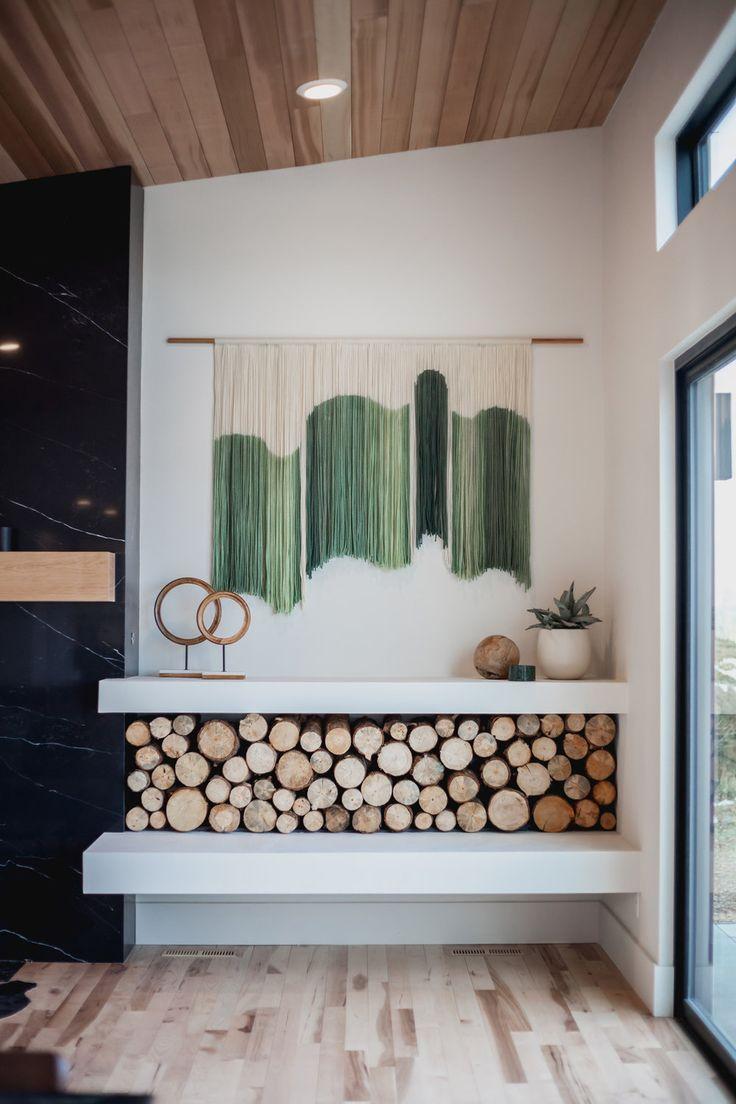 Minimalist Wall Decor That Makes A Statement | Deko | Pinterest | Haus,  Wohnzimmer Und Dekoration