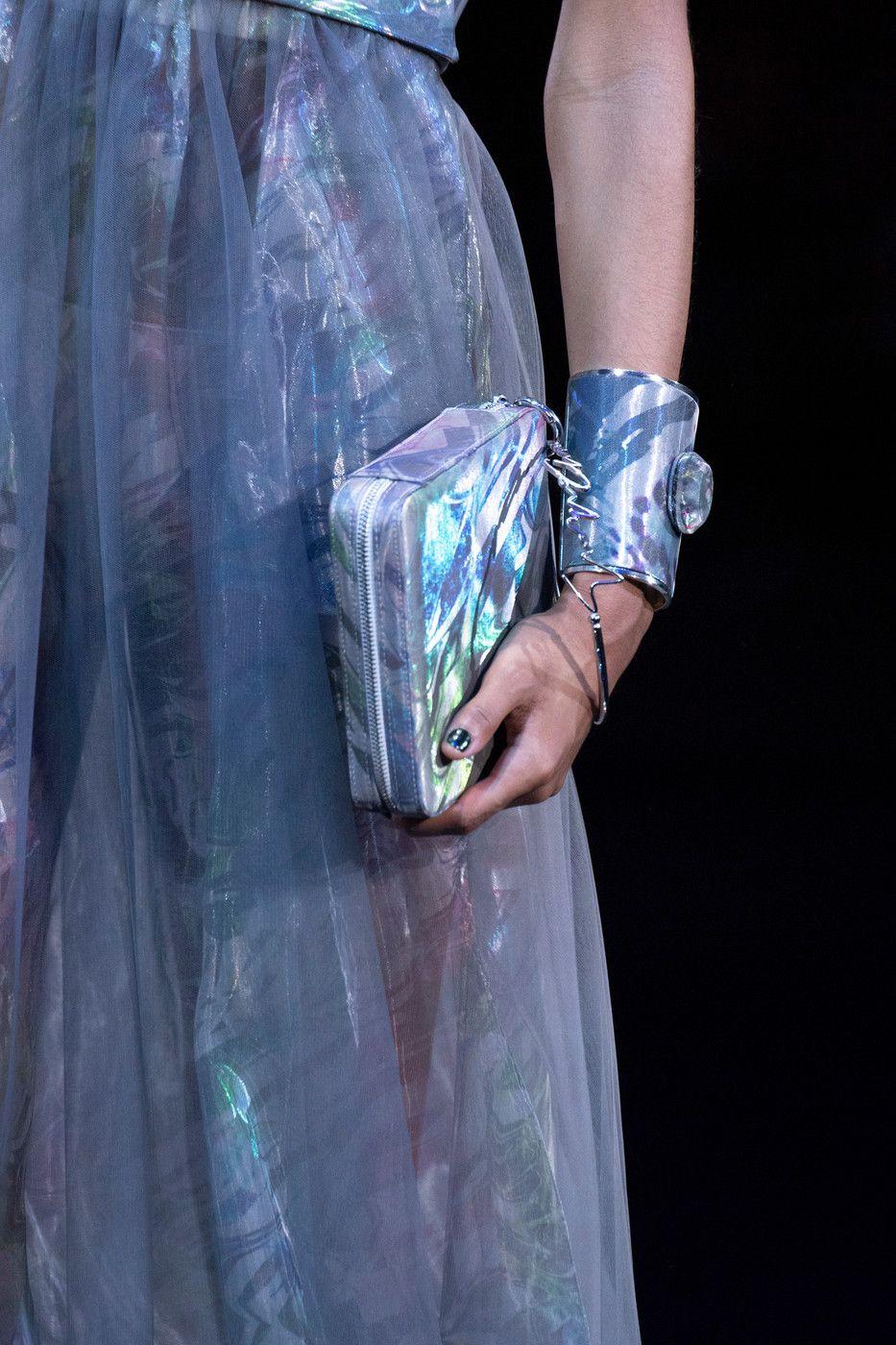 Armani at Milan Fashion Week Spring 2019