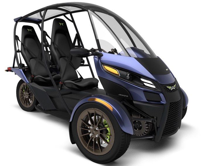 Do you really need a full-on electric CAR just for around-town use? The designer...