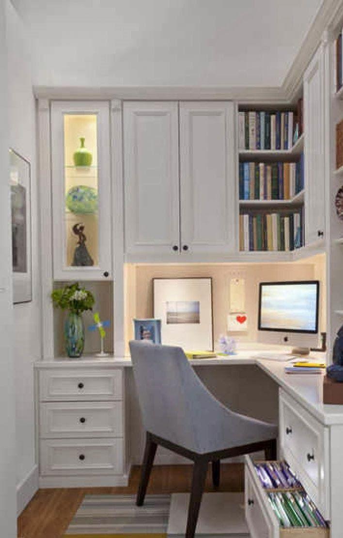 Minimalist Design Workspace At Home Desain Ruang Kerja Minimalis