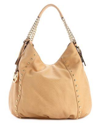MICHAEL Michael Kors Handbag, Middleton Medium Shoulder Bag - Shop All -  Handbags \u0026 Accessories
