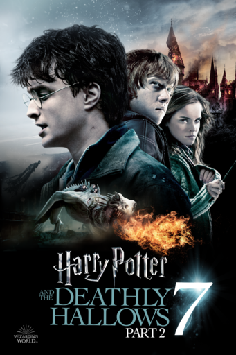 Harry Potter And The Deathly Hallows Part 2 33 Off 9 99 Discover Great Deals On Fantastic Apps Tech More Deathly Hallows Part 2 Harry Potter Movies Harry Potter Film