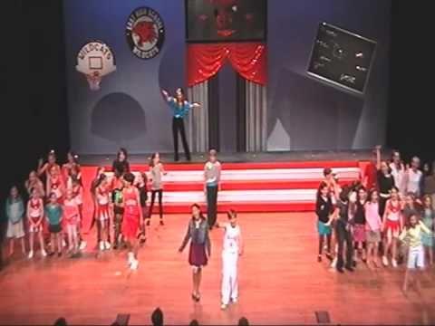 Bailey Hanks High School Musical