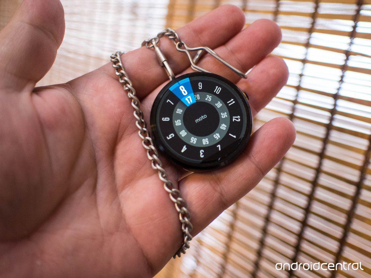 21+ Pocket smartwatch information