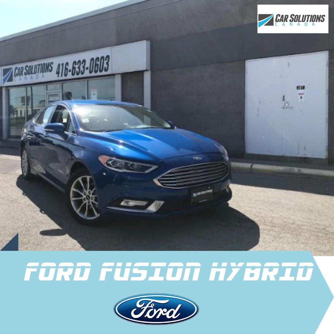 Ford Fusion Hybrid Ford Fusion Car Ford